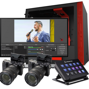 2-Camera Streaming Kit