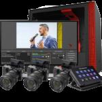 3-Camera Live Streaming Kit