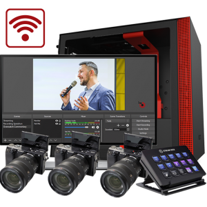 Wireless Live Streaming Kit