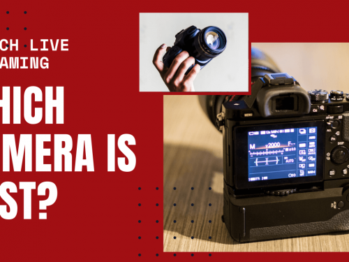 What is the Best Camera for Live Streaming Church?