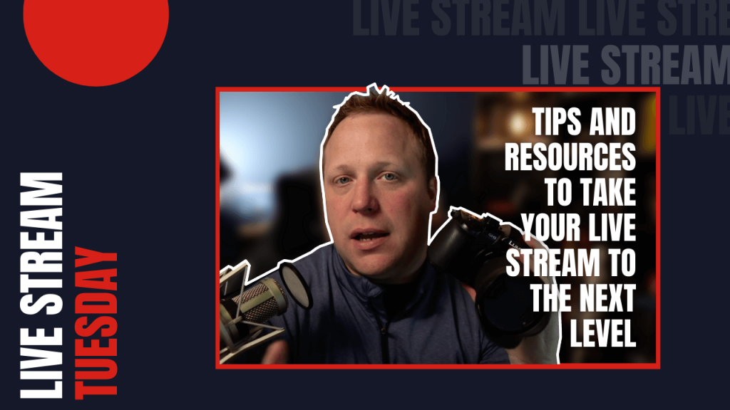Tips for Live Streaming