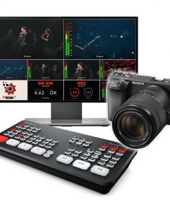 ATEM Mini Pro Live Streaming Kit
