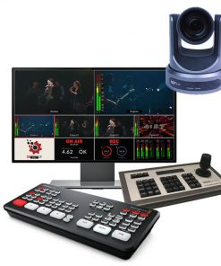 ATEM Mini PTZ Streaming Kit