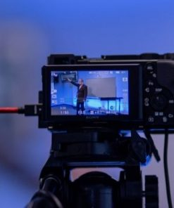 Sony Streaming Camera